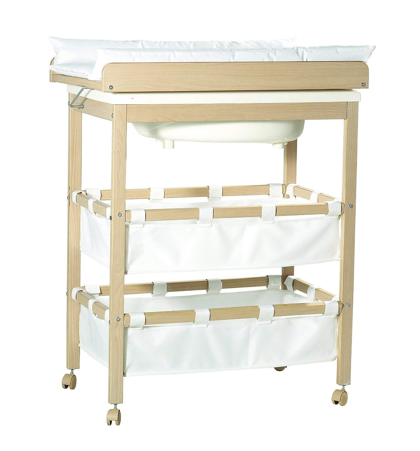 Ikea Folding Table With Chairs Inside ~ Bade Wickel Kombi  Wickelauflage seitlich schwenkbar