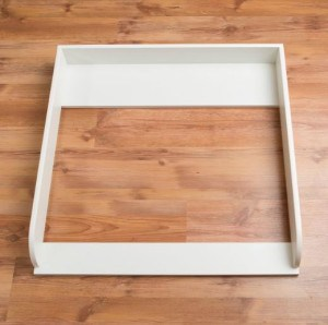 Wickeltischaufsatz für IKEA Malm Kommode