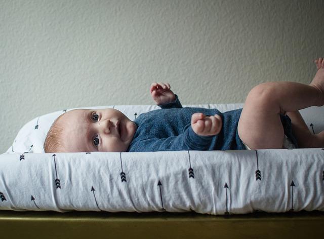 Baby Wickeltisch
